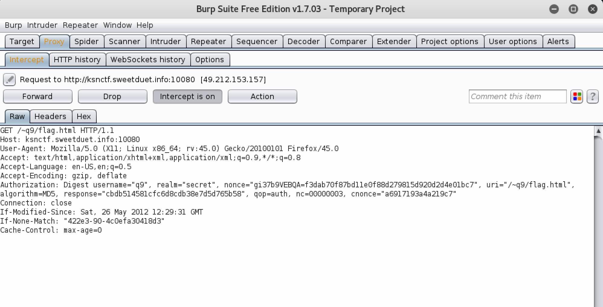 ksnctf: #9 digest is secure! static/images/geek/test.jpg